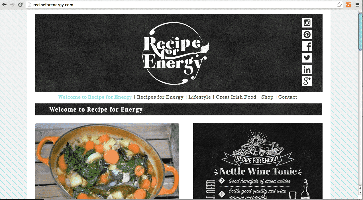 www.recipeforenergy.com